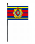 Royal Logistic Corps Hand Flag - Small.